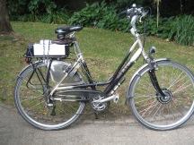 Elektrische fiets van RIH