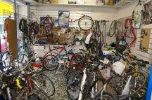 Spaanse fietsenmaker