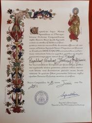 Het in 2014 vernieuwde Compostela