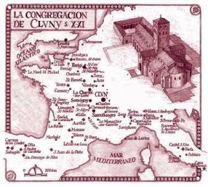 Kloosters van Cluny