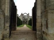 De abdij in Chiry-Ourscamp staat ook in Sweermans boekje