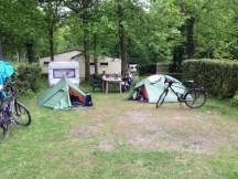 Camping in Condé-sur-Vergre
