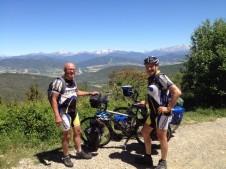 Veel fietsers gaan als duo
