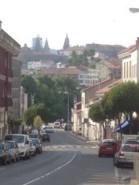 Aankomst in Santiago de Compostela