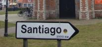 Santiago 2.500 km