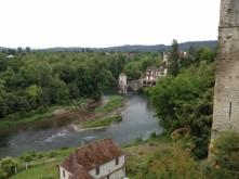 Sauveterre-de-Bearn, de route is zeer de moeite waard