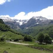 Urdos, op weg naar de Col du Somport